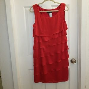 Connected Apparel tiered fancy dress NWT